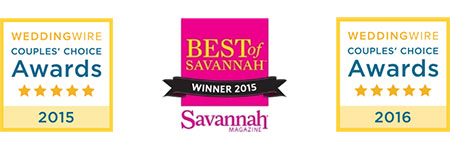 wedding photographers savannah ga